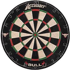 Buy Accudart Bull Bristle Dartboard by Accudart