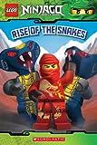 LEGO Ninjago: Rise of the Snakes (Reader #4) (LEGO Ninjago Reader)