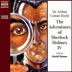 The Adventures of Sherlock Holmes IV | [Sir Arthur Conan Doyle]