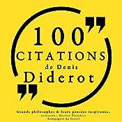 100 citations de Diderot | Denis Diderot