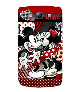 BE MINE Designer Back Case Cover for Samsung Galaxy S3::Samsung Galaxy S3 i9300