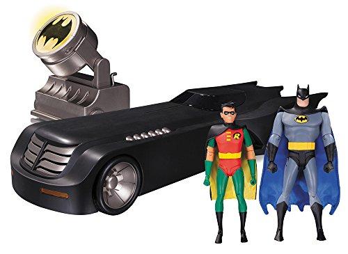 【フィギュア 買取】バットモービル DX Ver. 「バットマン アニメイテッド」 6インチ DC アクションフィギュア