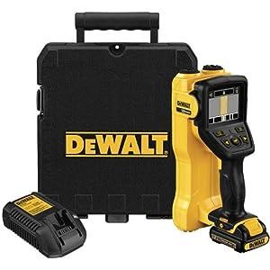 DEWALT DCT418S1 12-Volt Li-Ion Hand Held Radar Scanner Kit