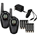 Cobra CXT235 20 Mile 22-Channel UHF/FM Walkie-Talkie Two-Way Radios - Best Reviews Guide