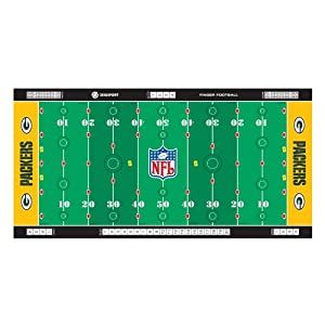 Green Bay Packers Finger Football!