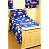 FIRE ENGINE COT BED/JUNIOR DUVET SETby Sleeptight