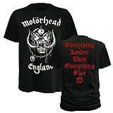 Bravado  Motorhead - England - Men's T-shirt Blackby Bravado