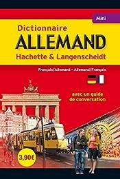 Mini dictionnaire français-allemand, allemand-français