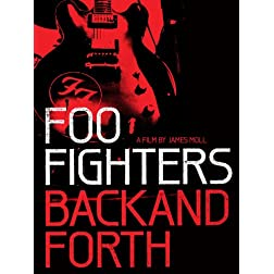 Foo Fighters Back and Forth
