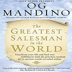 The Greatest Salesman in the World | [Og Mandino]