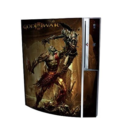 God War PS3 Playstation 3 Body Protector Skin Decal Sticker, Item No.PS30853-73