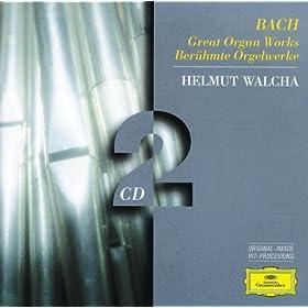 Johann Sebastian Bach: Prelude and Fugue in D major, BWV 532 - Fugue