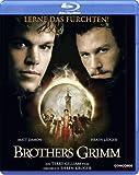 echange, troc Brothers Grimm [Blu-ray] [Import allemand]