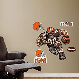 Fathead NFL Mascot Wall Decal by Fathead