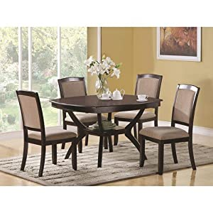 Memphis 5 Piece Dining Table And Chair Set Table Chair Sets