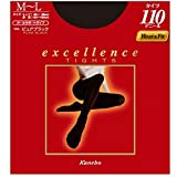 カネボウ エクセレンス 110デニール タイツ 限定品 【kanebo excellence TIGHTS】 (L?LL)