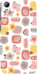 PrintVisa 3D-Htcd728-D7948 Pattern Abstract Cute Case Cover for HTC Desire 728
