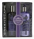 Greenscape Organic Moisturising Shower Gel and Deeply Moisturising Body Lotion Gift Set