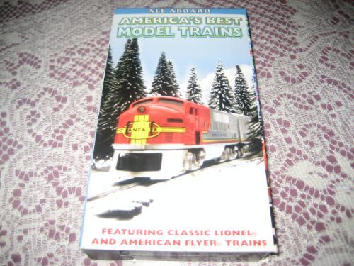 Amazon.com: All Aboard America's Best Model Trains