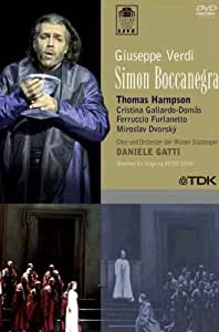Verdi;Giuseppe Simon Boccanegr