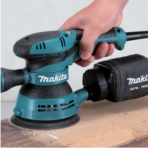 Makita BO5041K 5-Inch Random Orbit Sander Kit