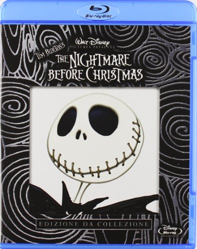 The nightmare before Christmas (collector' s edition) [Italia] [Blu-ray]