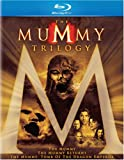 51KaMqxsPCL. SL160  Mummy Trilogy (The Mummy | The Mummy Returns | The Mummy: Tomb of the Dragon Emperor) [Blu ray]