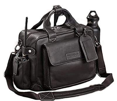 Lightspeed Aviation - The Markham, Leather Flight Bag | 4111 from Lightspeed Aviation