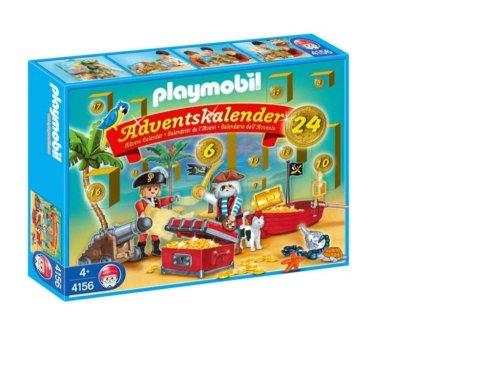 Jouet : Playmobil - 115043- Calendrier de l'Avent - Pirates