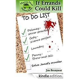 If Errands Could Kill (Minivan Mom Mystery Series)