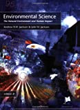 Environmental Science: The Natural Environment and Human Impact (0582414458) by Jackson, Andrew R. W.