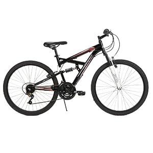 Huffy Men's DS-3 Mountain Bike (26-Inch, Black)