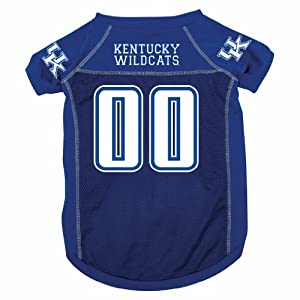 Kentucky Wildcats NCAA Mesh Pet Jersey by Hunter