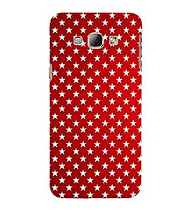 GADGET LOOKS PRINTED BACK COVER FOR SAMSUNG GALAXY A8 MULTICOLOR