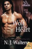 img - for Wolf in his Heart book / textbook / text book