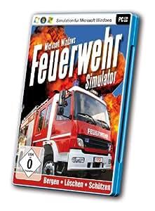 Feuerwehr Simulator - [PC]