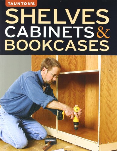 Shelves, Cabinets and Bookcases: 0
