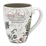 Mug Gift - Large Coffee or Tea Mug With Sentiments - Special Friend