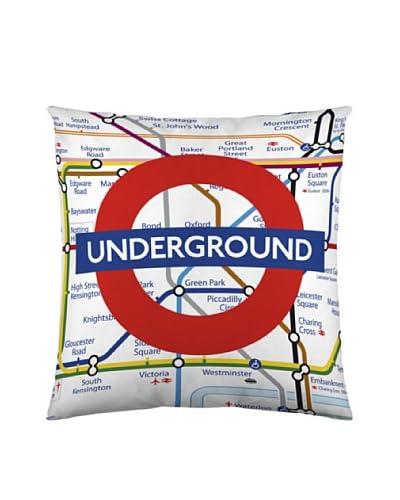 Euromoda Funda de Cojín Underground