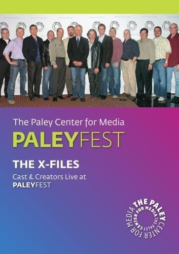 The X-Files: Cast & Creators Live at the Paley Center by Nicholas Lea