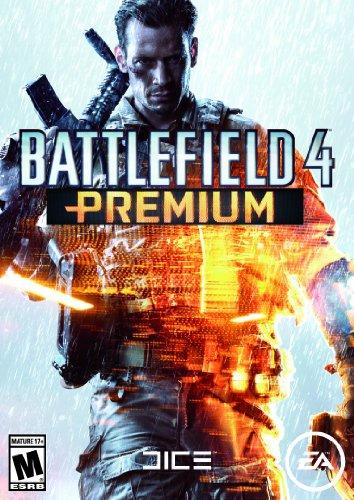 Get Battlefield 4 Premium Service [Online Game Code]