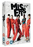 Misfits - Series 1 and 2 Box Set [DVD] -