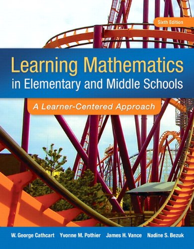 Learning Mathematics in Elementary and Middle School with Access Code: A Learner-Centered Approach