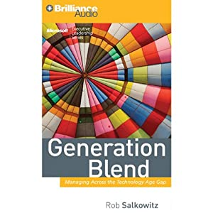Generation Blend Audiobook