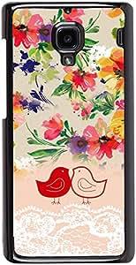 Printvisa 2D-XRM1S-D7765 Mobile Case Cover for Xiaomi Redmi 1S