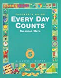 Great Source Every Day Counts: Teachers Guide Grade 5