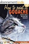 HOW TO PAINT (cats) with GOUACHE (Eng...