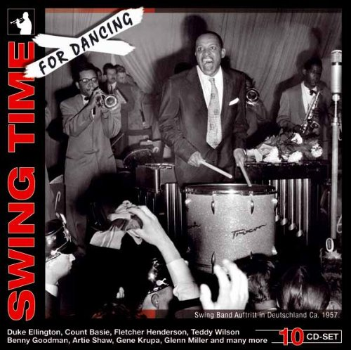 Swing Time by Duke Ellington, Count Basie, Fletcher Henderson, Teddy Wilson and Benny Goodman