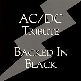 AC/DC Tribute - Backed In Black