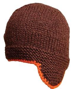 Ambler Leatherhead Handmade Hat(Brown)